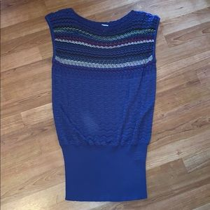 Missoni | Short Sleeve Sweater Dress